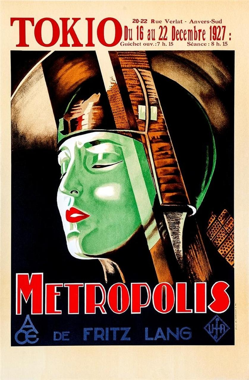 Cineplex Film Theater Metropolis